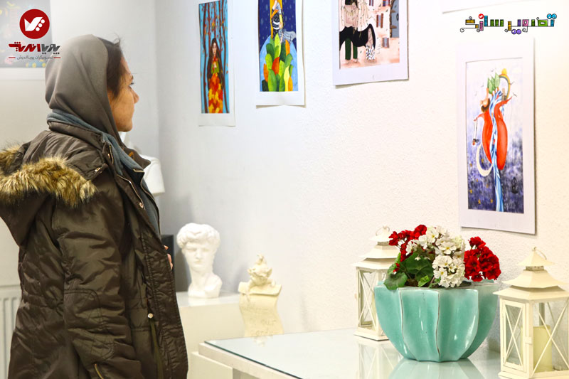 نمایشگاه تصویرسازی