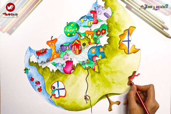 آموزش تصویرسازی