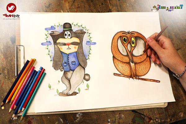 دوره آموزش تصویرسازی