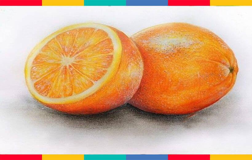تکنیک تصویرسازی با مداد رنگی