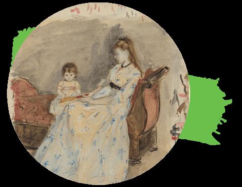 نمونه تصویرسازی قرن پانزدهم